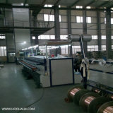 Máquina de esmaltado horizontal automática de la circulación de aire del calor de la alta calidad