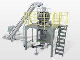 Automático de la máquina de embalaje del grano de café