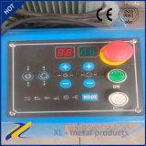 Máquina de friso da mangueira hidráulica do controle do PLC do CE