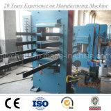Machine de vulcanisation de presse de tuile en caoutchouc d'usine de la Chine