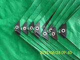 Cubiertas de lona de polietileno de servicio medio de 140GSM