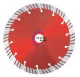 Turbo segmentato Blade (SZJ2504) per Stone Cutting