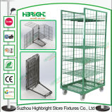 Hand logístico Trolley Cart para Warehouse Cargo Storage