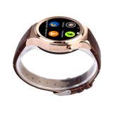 Telefone esperto do relógio de Bluetooth com ranhura para cartão de SIM (T3)