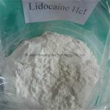 99.8% Schmerz-Mörder-Puderlidocaine-Hydrochlorid/Lidocainehcl-Einheimisch-Betäubungsmittel