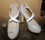 Новые сандалии женщин способа собрания (HCY02-1633)