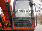 Excavatrice moyenne neuve de chenille de vente chaude de la Chine avec la position 0.7m3