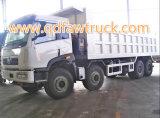 De Op zwaar werk berekende Vrachtwagen van de Kipwagen FAW Sitom 8X4