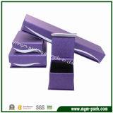 Contenitore di monili di carta stampato marchio su ordinazione caldo di vendita