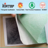 Membrane imperméable à l'eau non tissée PP & PE pour la sous-couche de toiture Salle de bain