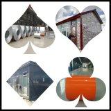 El acero galvanizado sumergido caliente enrolla Sgch para las hojas del material para techos