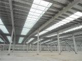Taller de la estructura de acero del diseño del bajo costo de China (ZY385)