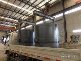 Уполовник горячего сбывания алюминиевый в уполовниках плавильни высокого качества процесса отливки