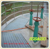 StahlGrating für Bridge Plattformen