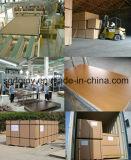 중국 MDF 공장에서 최신 판매 검정 멜라민 MDF