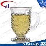 mini cuvette de café en verre de silex de la taille 80ml (CHM8143)