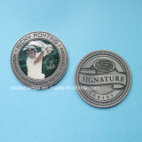 Metallo Souvenir Coin con Printing Decal (Ele-C122))