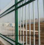 安い機密保護の鋼鉄管状の庭の塀