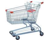 Тележка вагонеток покупкы для супермаркета