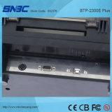 (BTP-2300E) Más Ethernet serie-paralela de 106m m WLAN dirigen el código de barras termal de la impresora de la escritura de la etiqueta de la transferencia