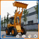 경쟁가격 (ZL26)를 가진 중국 제조 1.8ton 앞 바퀴 로더