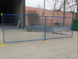 painéis provisórios portáteis da cerca da construção de 6ftx9.5FT Canadá