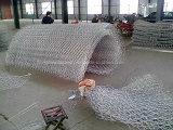 China-Lieferant der verstärkten Schmutz-Stützmauer Gabion/sechseckiges Wiremesh Gabion (XM-013)