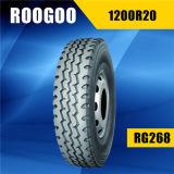 Автошина Roogoo 12.00r20 радиальная с хорошим качеством и конкурентоспособной ценой