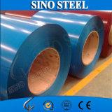 0.4*1250mm PPGI Prepainted гальванизированная стальная катушка для стальной переводины