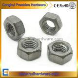 DIN931/DIN933 de Bout van de Hexuitdraai van het titanium, Gr2 de Bout van de Hexuitdraai van het Titanium met de Noot van de Hexuitdraai
