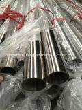 Estruendo 201 de ASTM tubo de acero inoxidable de 304 316 Square&Round