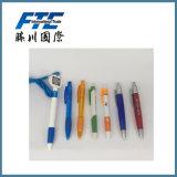Kundenspezifische Kugel-Feder-Großverkauf-Wärmeübertragung-Druckenballpoint-Federn