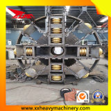 2200mm Platte-Rad Schlamm-Schild-Rohr, das Maschine hebt