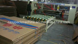 Halb automatische elektrische Hefter-Maschine für die gewölbte Karton-Kasten-Herstellung