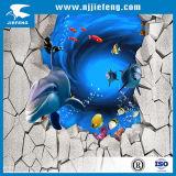 Wasserdicht Dekoration-Fußboden-Aufkleber fördern