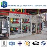 linea di produzione della coperta dei materiali refrattari di elevata purezza 10000t/della fibra di ceramica isolamento termico