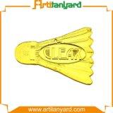 Médaille personnalisée de placage de différence avec des bandes