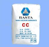 Carbonato di calcio di nanometro di elevata purezza della fabbrica della Cina