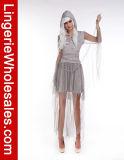 Costume духа привидения красотки Haunting платья партии Halloween женщин