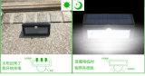 타원 최고 질에 있는 태양 벽 LED 램프 빛