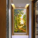 卸し売り高品質の装飾の油絵、優秀な品質の古典的な景色の芸術の絵画