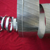 Striscia bimetallica termica della lega R80