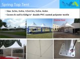 Saleのための4mx 4m Outdoor Aluminum Spring Top Event Tent