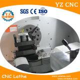 Centro horizontal de /Turning del torno del banco del CNC para la cortadora