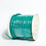 Fio flexível do núcleo rv do fio elétrico de cobre único