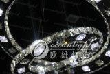 2013 canadese cristallo di alto potere LED lampadario OM88013