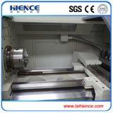 Máquina de torno CNC de mesa plana horizontal automática Ck6136A