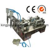 Semi Automatische Vloeibare het Vullen Machine 2 Hoofd