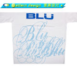Usine Cheap Bluk 100 Cotton Algodon King sur T Shirt