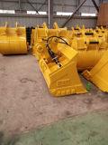 Опрокидывать ширину 1200mm ведра грязи для землечерпалки 5t